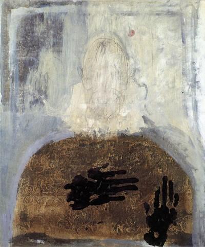 L'Homme sans visage - Antoni Clavé