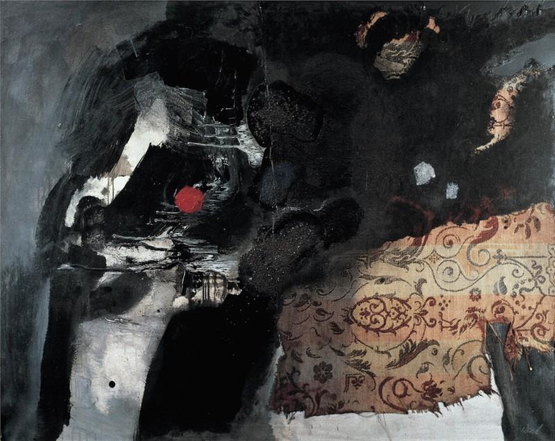 La nappe - Antoni Clavé
