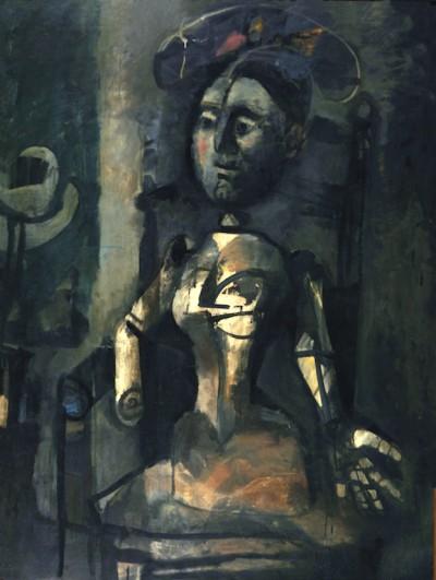 Mannequin - Antoni Clavé
