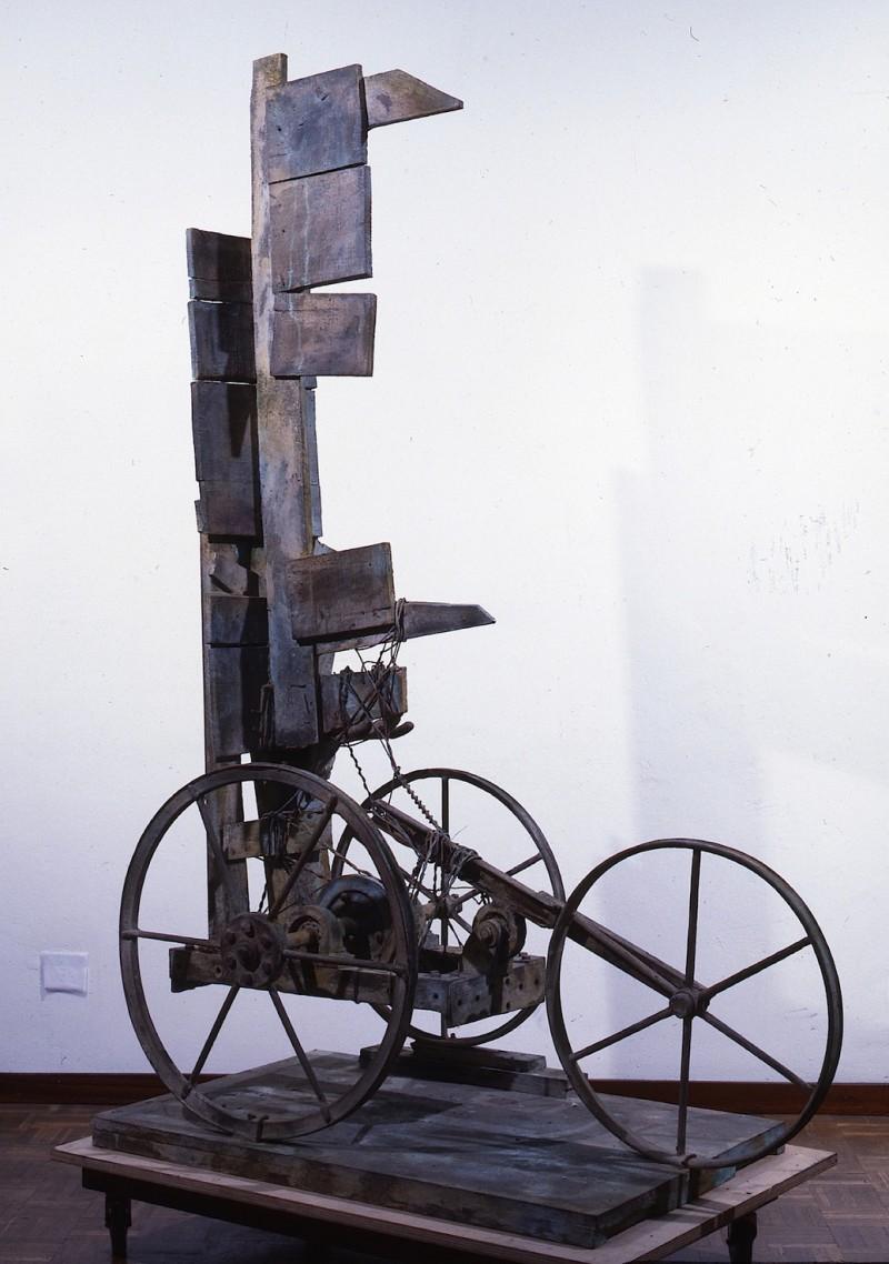 Drôle de tricycle - Antoni Clavé
