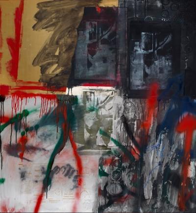 Vu à Vicky street - Antoni Clavé