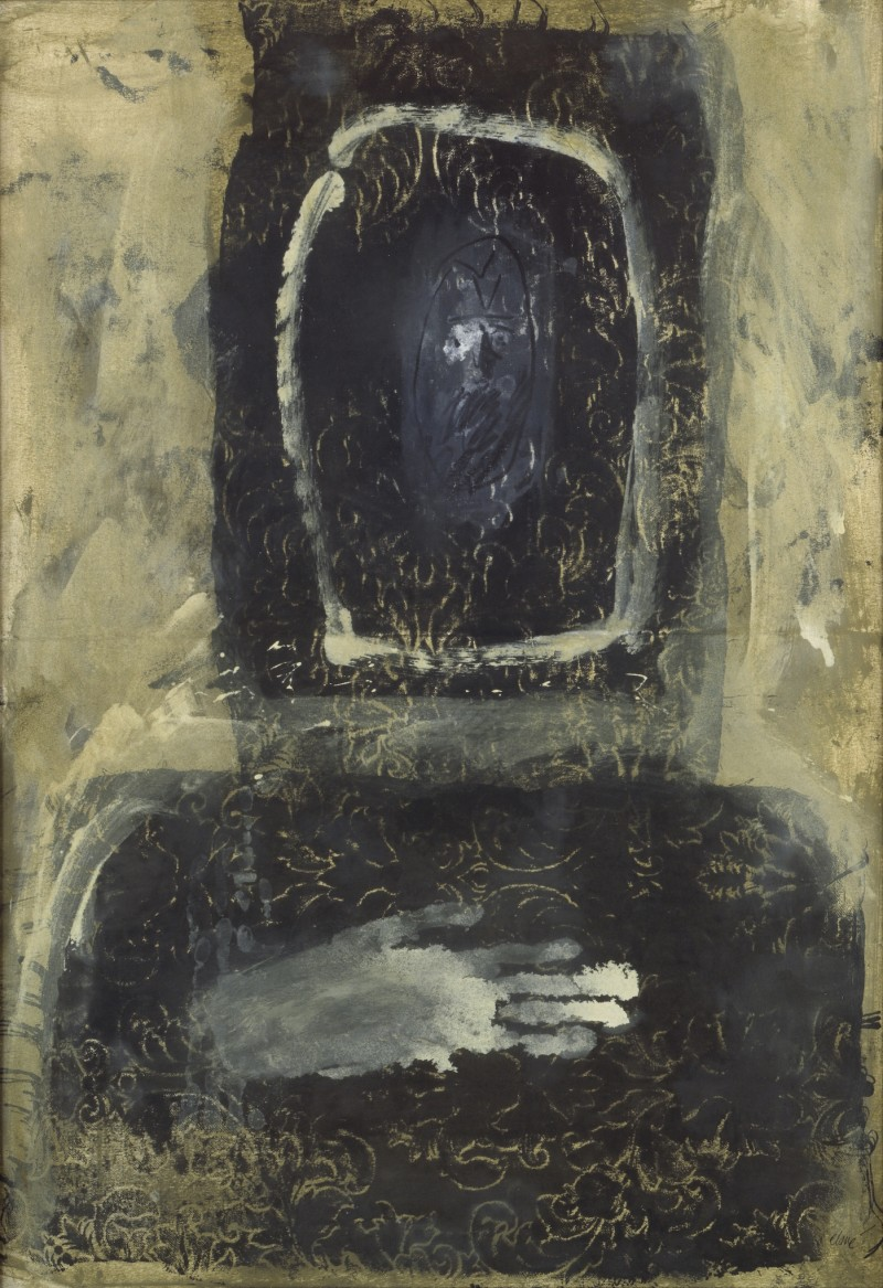 La main – Hommage au Greco - Antoni Clavé