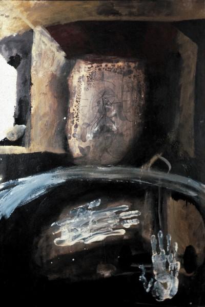 Deux mains - Antoni Clavé