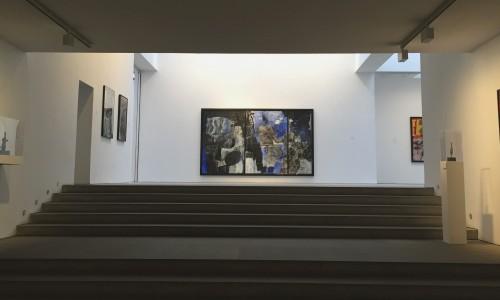 Exposition à la Galerie Marlborough Madrid du 19 février au 23 mars