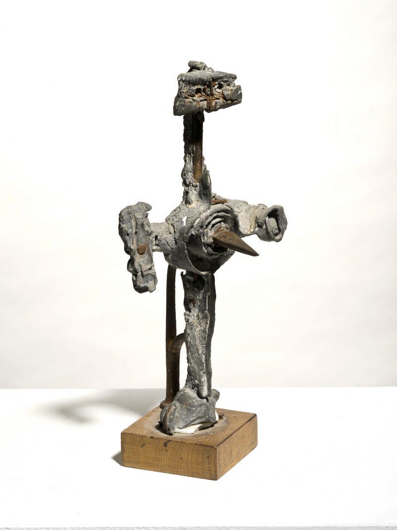 L'Homenet - Antoni Clavé