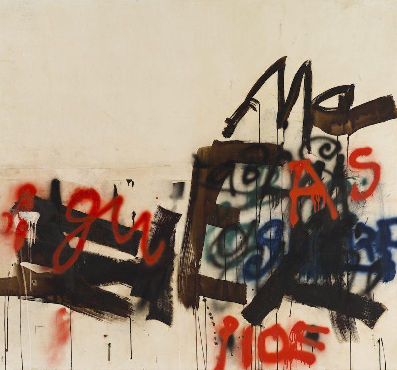 Souvenir de New York – Hommage à Joan Miró - Antoni Clavé