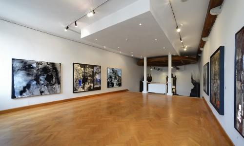 Photos de l'exposition à la Biennale de Venise 2015