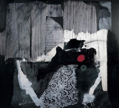 Point vert, point rouge - Antoni Clavé
