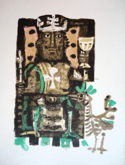 Suite en couleur pour «Gargantua» - Antoni Clavé