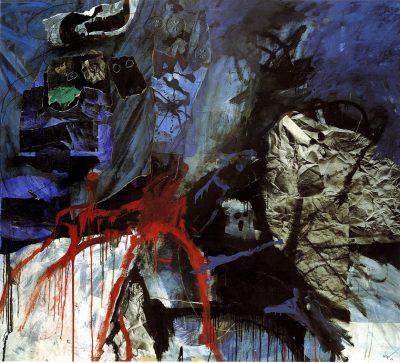 Minotaure et guerriers - Antoni Clavé