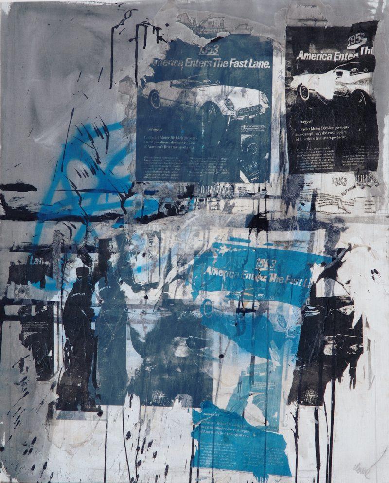 Vu à New York - Antoni Clavé