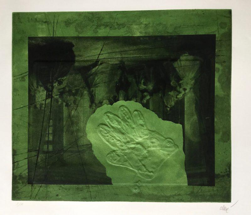 Gant au colin-maillard - Antoni Clavé