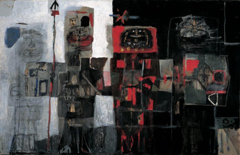 Grands guerriers - Antoni Clavé