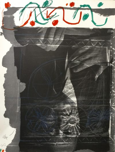 Trobadors - Antoni Clavé