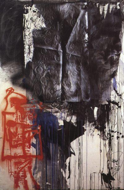 Ankos rouge - Antoni Clavé