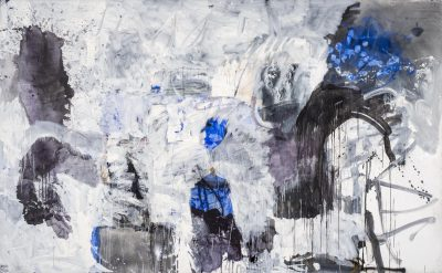 Grand blanc - Antoni Clavé