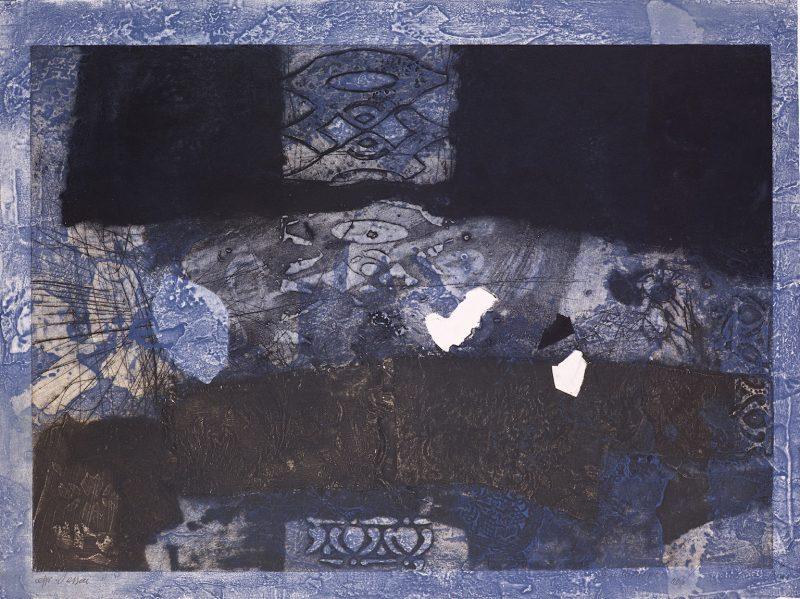 Table et nappe - Antoni Clavé
