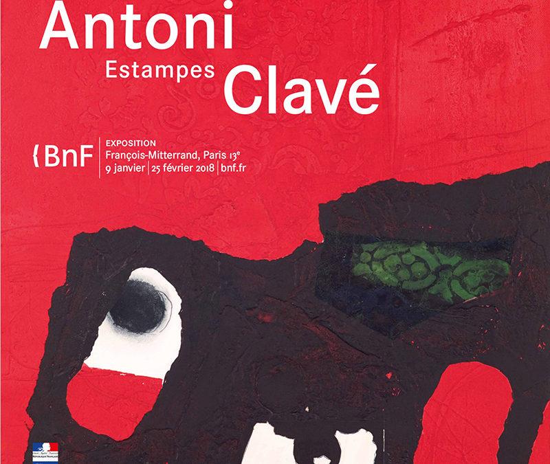 Antoni Clavé à la Bibliothèque nationale de France