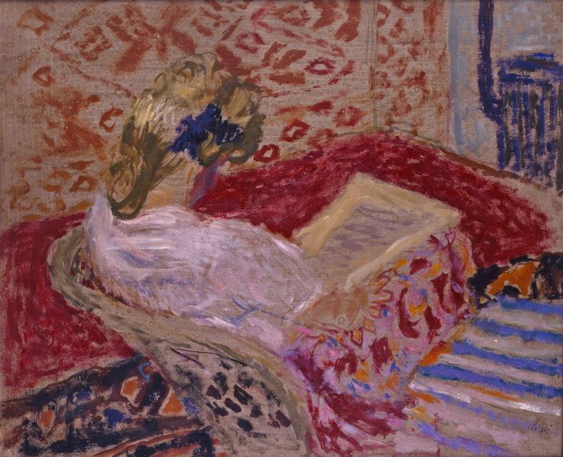 Femme assise - Antoni Clavé