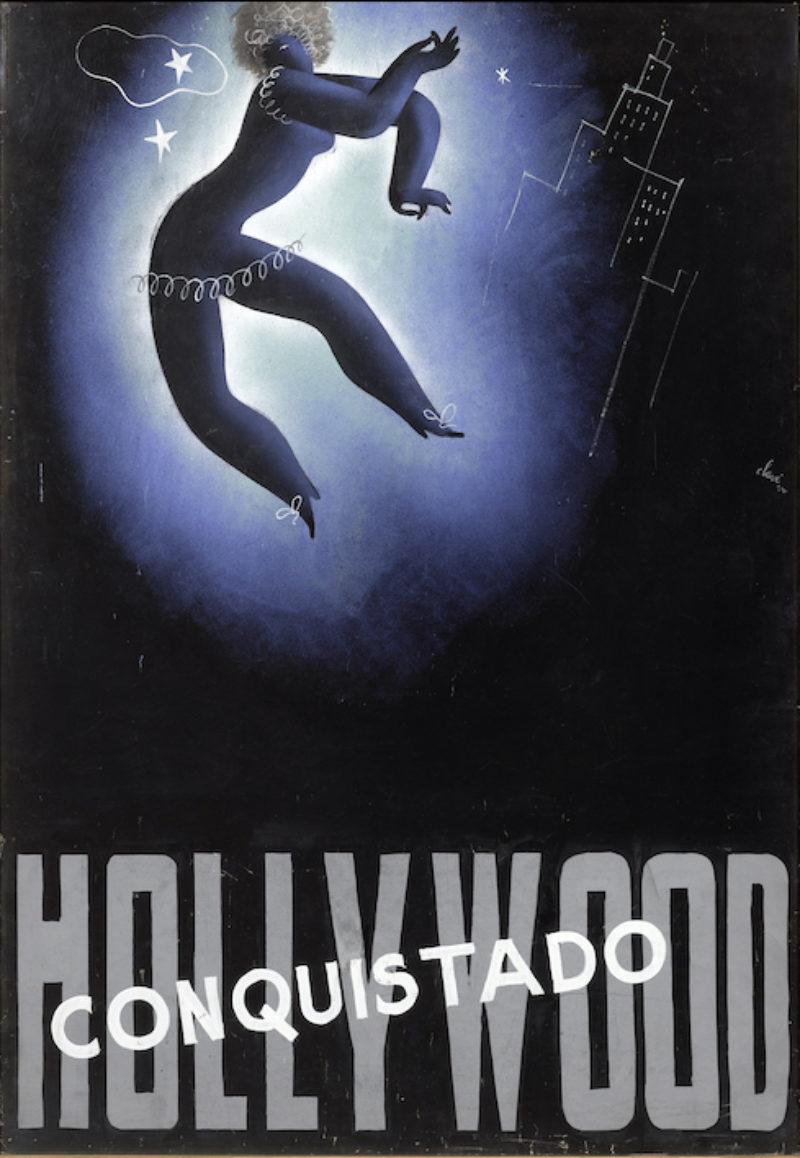 Hollywood conquistado - Antoni Clavé